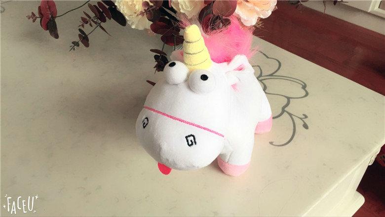 HTB1jsObSXXXXXaGaXXXq6xXFXXX5 - Cute pink/blue stuffed PP Cotton Horse doll Christmas present kids doll baby plush toys 30cm Cartoon plush Unicorn toys VOTEE