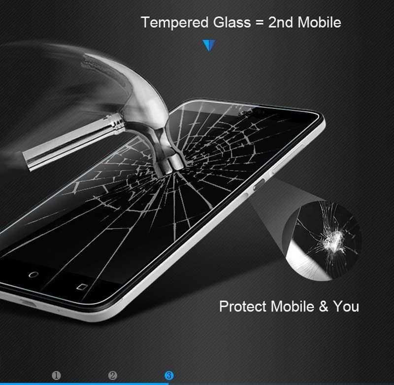 الزجاج المقسى لهواوي Y3 2017 Y3 3 III كرو L02 CRO-L03 كرو L22 L23 CRO-U00 واقي للشاشة على Y3III 3 غطاء غلاس سكلو
