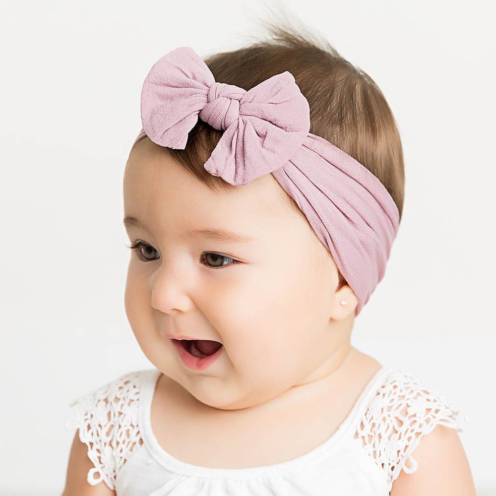 WHTLY 2018 wiosna i lato Moda nowa opaska do włosów dla dzieci baby - Odzież dla niemowląt - Zdjęcie 2