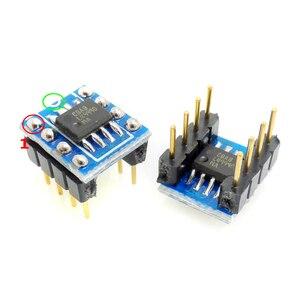 Image 3 - Nowy podwójny wzmacniacz operacyjny LME49990 dla przedwzmacniacza dac SOP8 SOIC8 pojedynczy wzmacniacz operacyjny podwójny wzmacniacz operacyjny