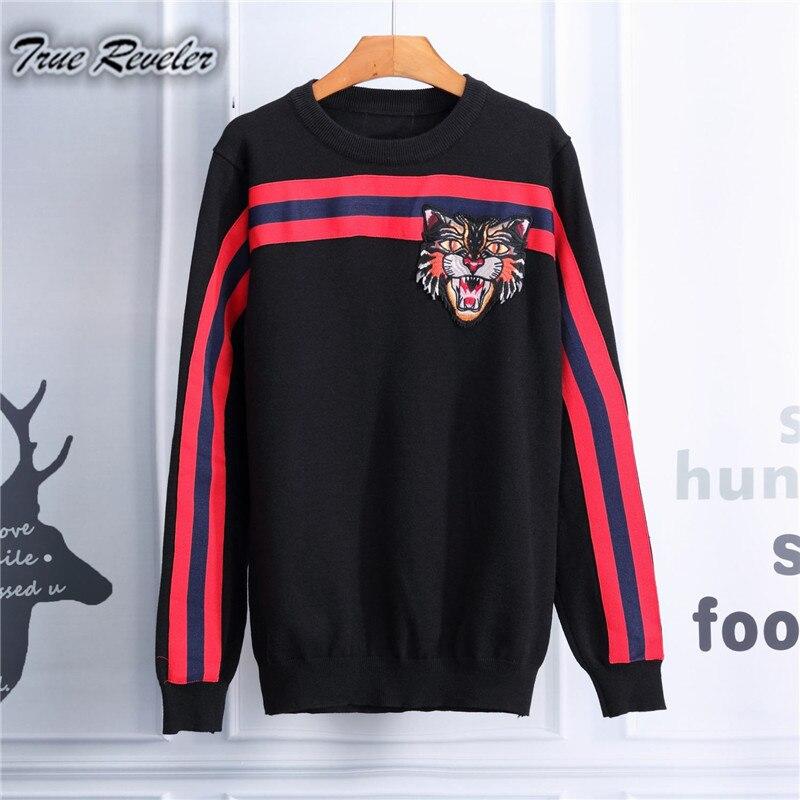 True Reveler Brand Fashion font b men b font font b Sweaters b font autumn winter