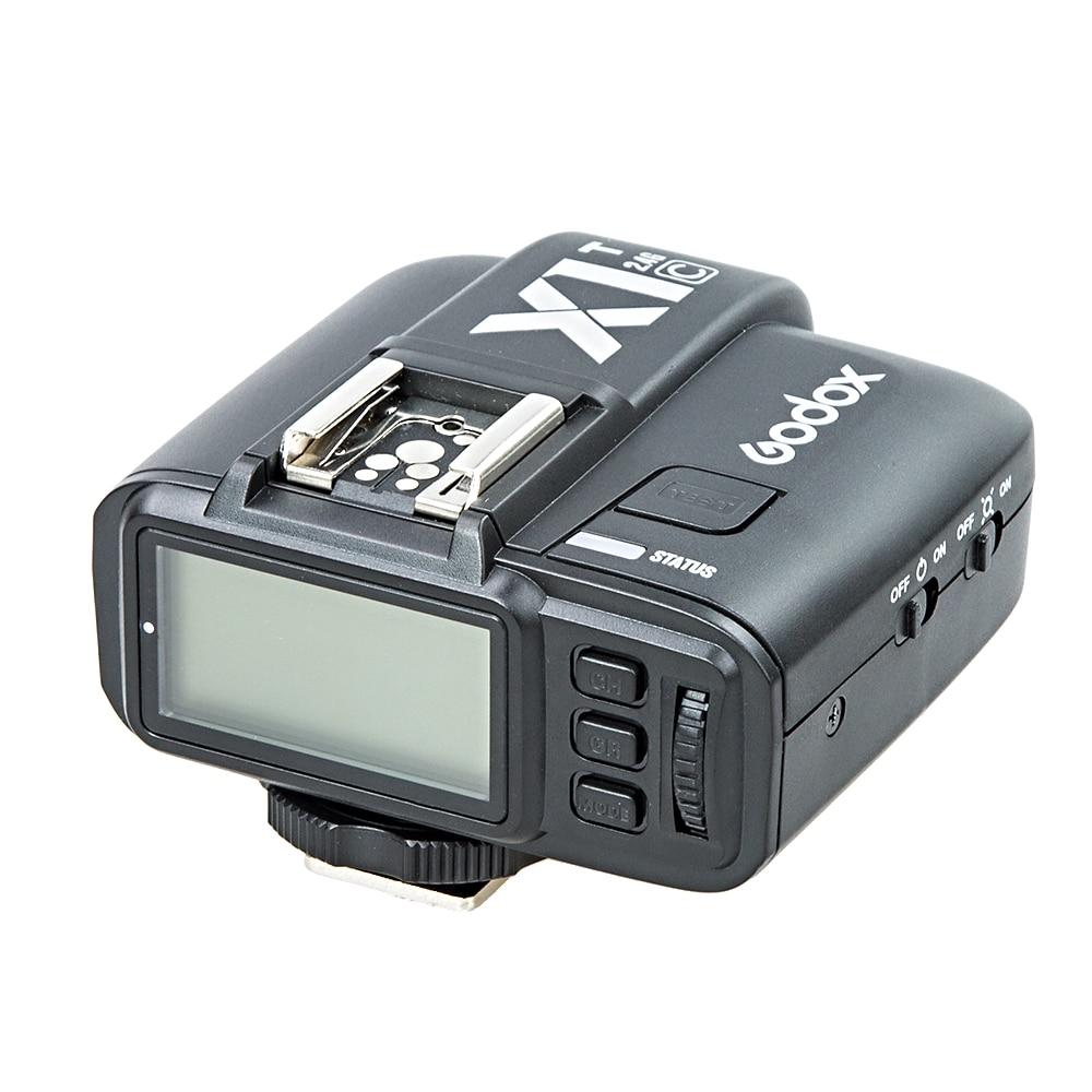 2PCS Godox QT600II GN76 1 / 8000s Υψηλής ταχύτητας - Κάμερα και φωτογραφία - Φωτογραφία 2