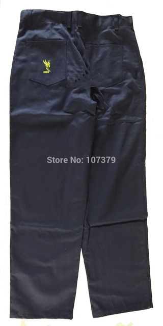b7b22685174 FR Welding Clothing For Oil and Gas Industrial Fire Retardant Trousers  Flame Retardant Welding Coverall FR Cotton Welding Pants