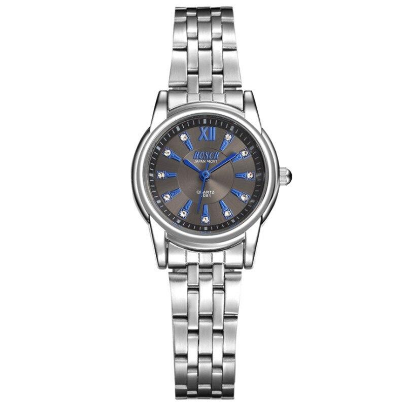 Fashion Watch Stainless Steel Unisex Concise Casual Luxury Business Wristwatch2019Fashion Watch Stainless Steel Unisex Concise Casual Luxury Business Wristwatch2019
