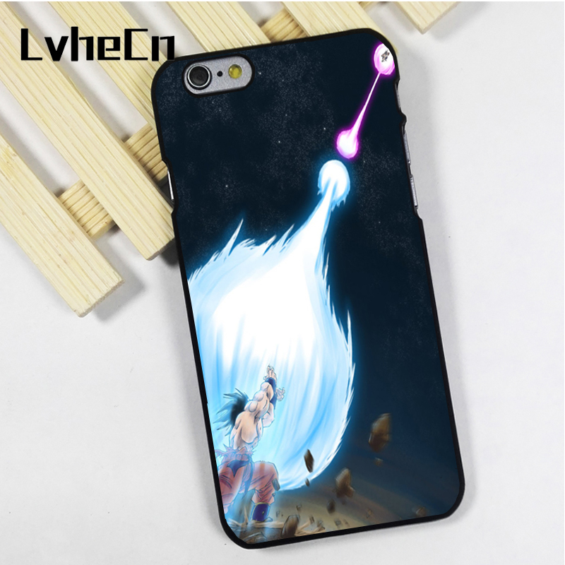 Cellphones & Telecommunications Fitted Cases Lvhecn Tpu Phone Cases For Iphone 6 6s 7 8 Plus X 5 5s 5c Se 4 4s Ipod Touch 4 5 6 Cover Dragon Ball Super Dbz Goku Blue Hair