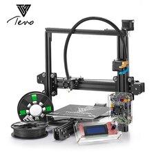 2018 Newest TEVO Tarantula 3D Printer Diy kit with  3D Printing Filaments SD card Titan extruder as Gift