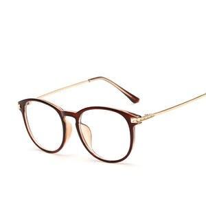 eea039f0962d Samjune Round Glasses frame eyeglasses for women men