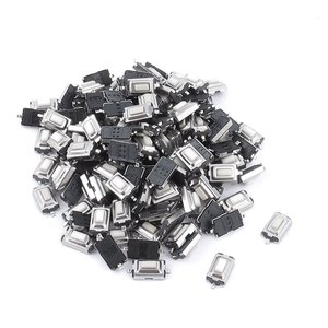 100pcs Touch Micro Switch 3X6X2.5MM 3*6*2.5 SMD White Button Head
