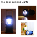Home&Outdoor 2 In 1 Led Solar Energy Latern Lights Decoration Lighting Equipment USB&DC Charging Port