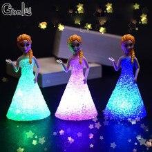 Princess Doll Anna Elsa Figure Doll Toy Mini Baby Doll Toys Action Figures Elsa Dolls Toys Classic Toys Gift