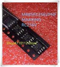 NEW 10PCS/LOT MB85RC256VPNF MB85RC256V MB85RC256 MARKING RC256V  SOP-8 IC