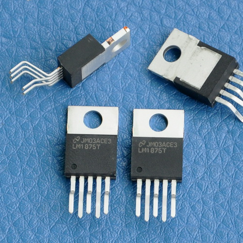 ( 45 pcs/lot ) LM1875 Audio 20 Watts Power Amplifier IC, LM1875T.-in Integrated Circuits from Electronic Components & Supplies