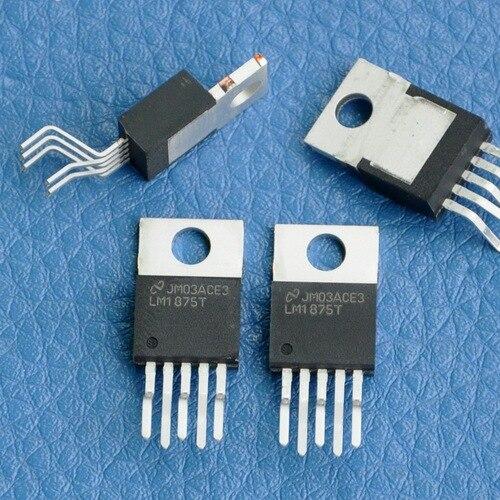 (45 pz/lotto) LM1875 Audio 20 Watt Amplificatore di Potenza IC, LM1875T.