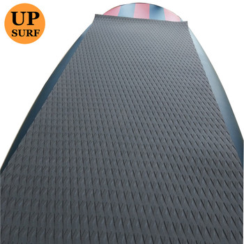 surf 3M EVA Mat Surfboard Anti-Slip Traction Pad grey/white/black Water Sports Surfing 220cm  boat deck pad