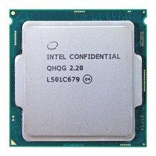 Intel core i7-6700K i7 processor cpu QHQG L501 ES 6700K I7-6400T ES I7 6400 2.2 Turbo Frequency 2.6 1151 DDR3L DDR4