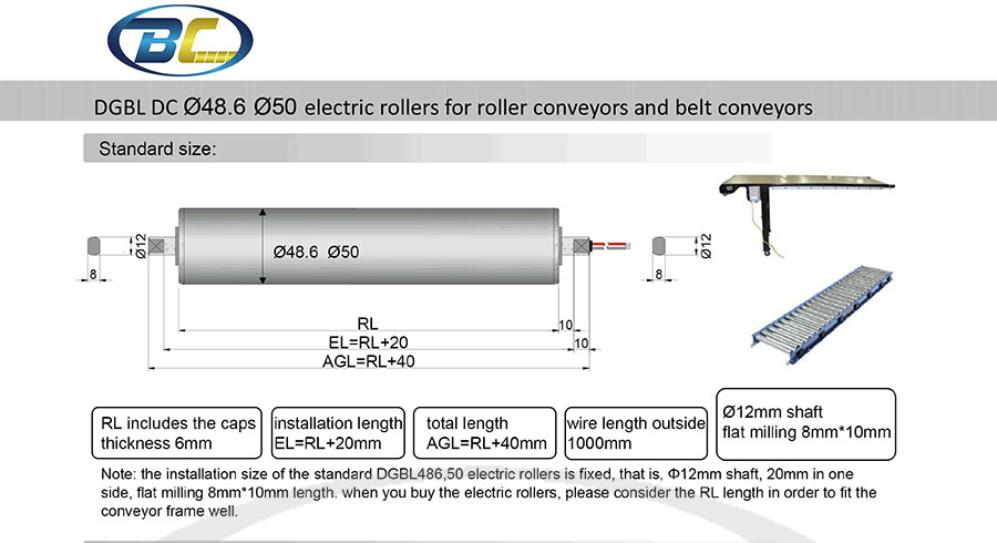 US $657 0  Factory make DC 24V Conveyor Drum Motor for Roller Conveyors and  Belt Conveyors, we can design and customize for you -in Transmission Belts