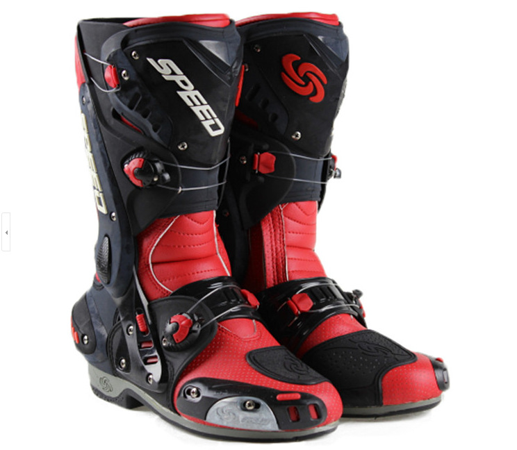 Free shipping B1003 PRO BIKER Speed Hot Wheels racing boots motorcycle boots motorcycle boots shoes racing