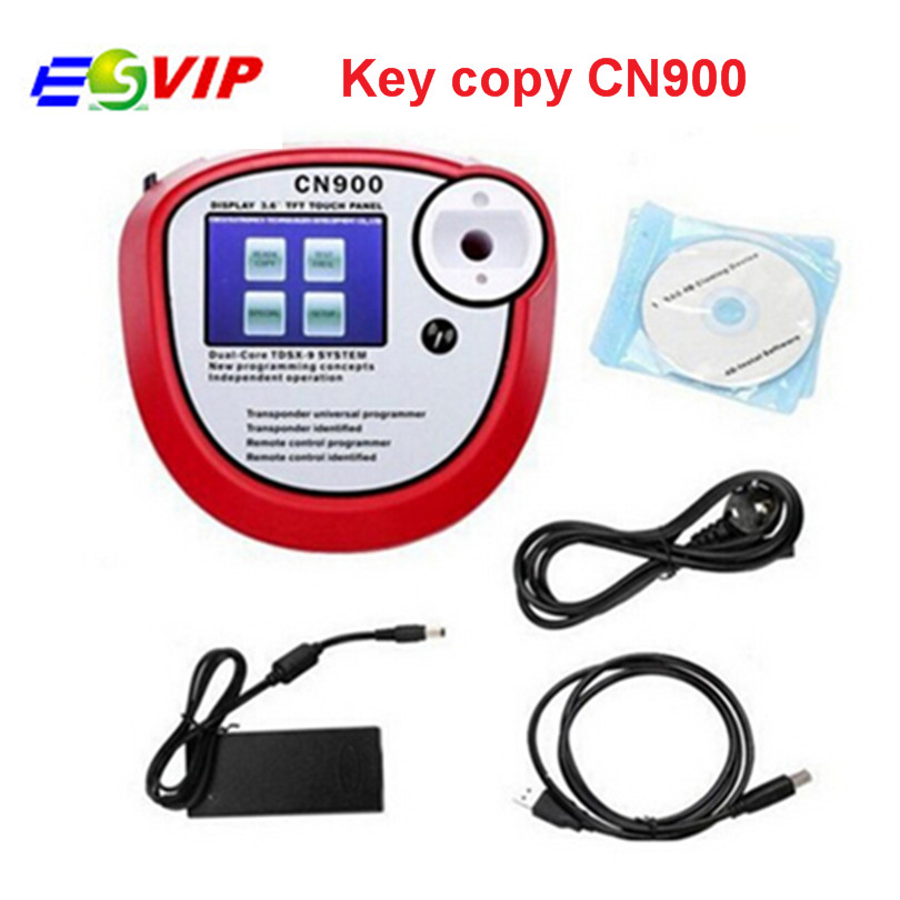 wholesale Key Copy Machine CN900 Chip Key Maker OEM CN 900 Key Programmer Remote Control No 4D Box Latest Version V2.02.3.38