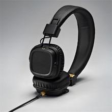 Marque de Nouvelles Disciplines II Casque Bonne Basse avec Micro Séparable Câble Antibruit DJ Casque Studio Moniteur HiFi Auriculares