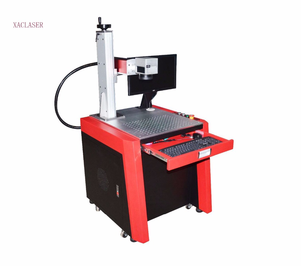 High precision! High quality 20w 30w Fiber laser marking machine for metal  with low priceHigh precision! High quality 20w 30w Fiber laser marking machine for metal  with low price