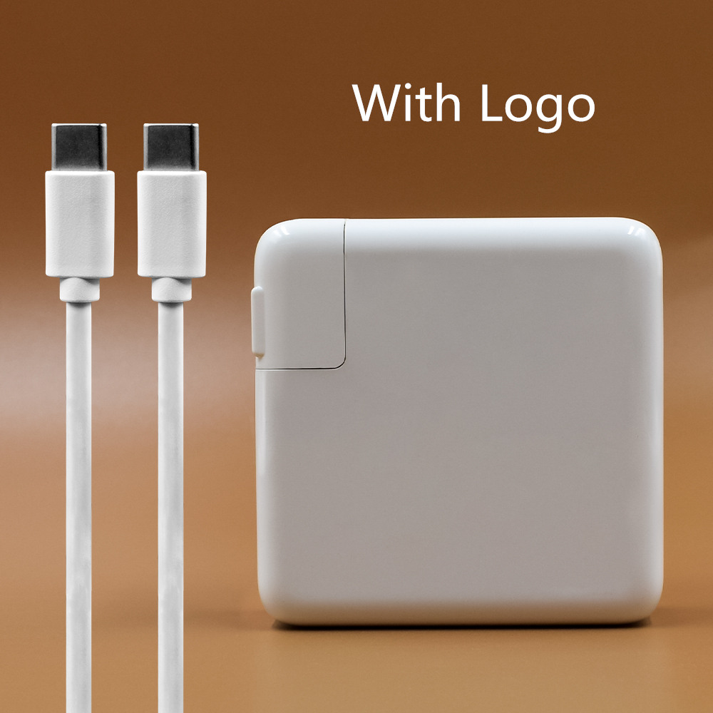 87W USB-C Power Adapter Type-C Charger With 1M USB-C Charging Cable For Latest Macbook pro 15inch A1706 A1707 A1708 A171987W USB-C Power Adapter Type-C Charger With 1M USB-C Charging Cable For Latest Macbook pro 15inch A1706 A1707 A1708 A1719