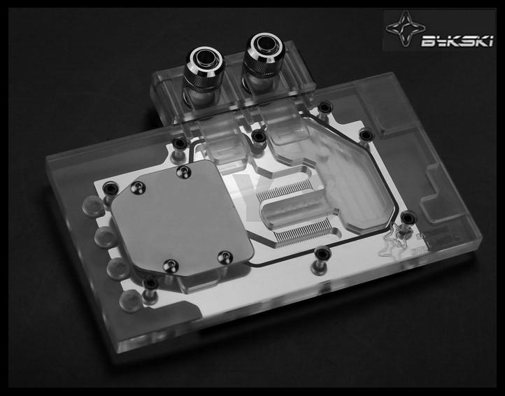 Bykski N-AS97MI-X for ASUSGTX760 960 VGA Water Cooling Block bykski n g9