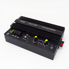 1000W High power car stereo subwoofer amplifier board with installation box for 8-12 inch speaker