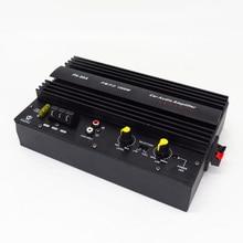 1000 W Haute puissance de voiture stéréo subwoofer conseil amplificateur avec boîtier d'installation pour les 8-12 pouce haut-parleur