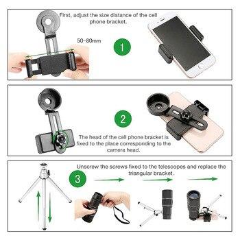 Télescope universel HD pour téléphone portable 2
