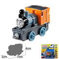 x104 Free shipping the new Thomas and friends Bash train casting metal hook rail toys children gift packaging