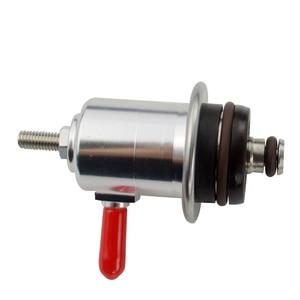 Image 3 - Régulateur de pression de carburant réglable en aluminium VR pour moteur VW Golf Jetta Passat Audi VAG régulateur de pression dinjection 3 5 bars