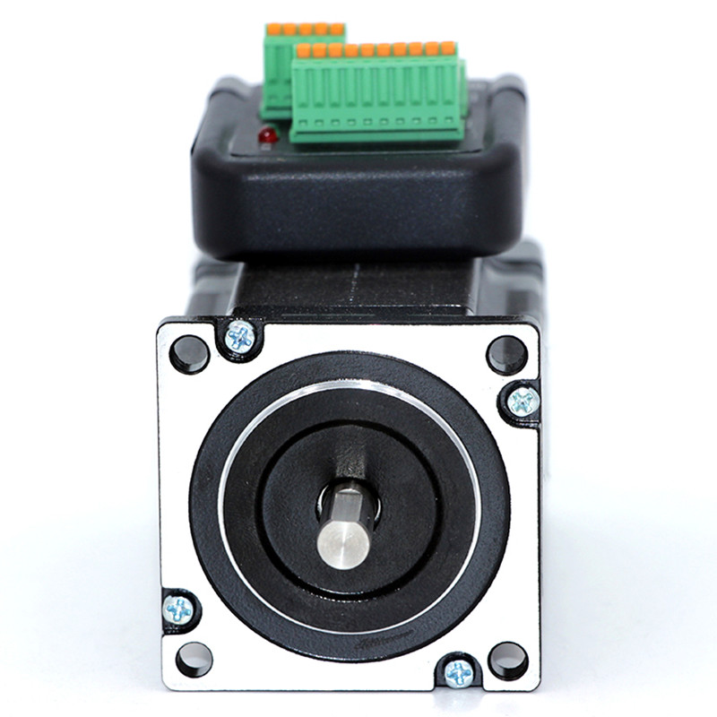 NEMA23 2Nm 283oz in Integrated Closed Loop Stepper motor with driver 36VDC JMC iHSS57 36 20