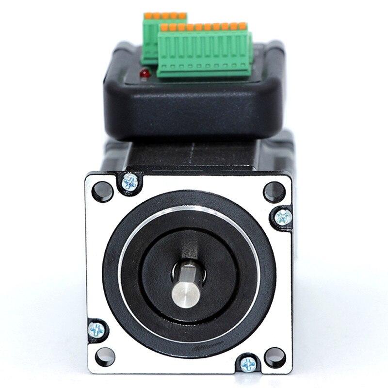 Closed Loop Hybrid Stepper Servo Nema23 2NM Integration Motor+Drive 36VDC 1-4PCS