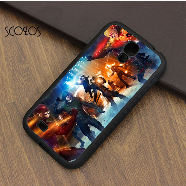 scozos cheap the flash arrow superhero fight club case cover for
