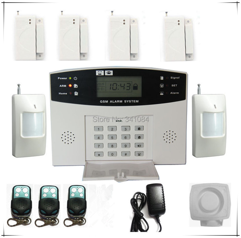 Systems Wireless Your Security Home
