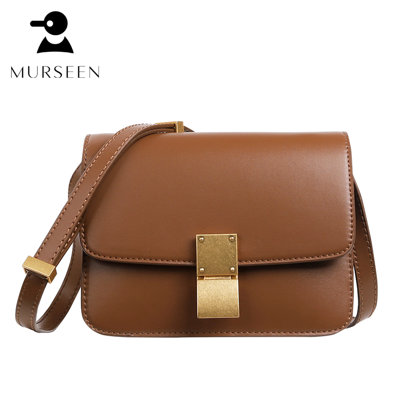Women Small Flap Bags New Fashion Handbags PU Leather Mini Shoulder Bag High Quality Ladies Crossbody Messenger Sac A Main Brown women pu leather shoulder bag fashion lady sac a main fashion handbags shell tote crossbody with small bear woman messenger bags