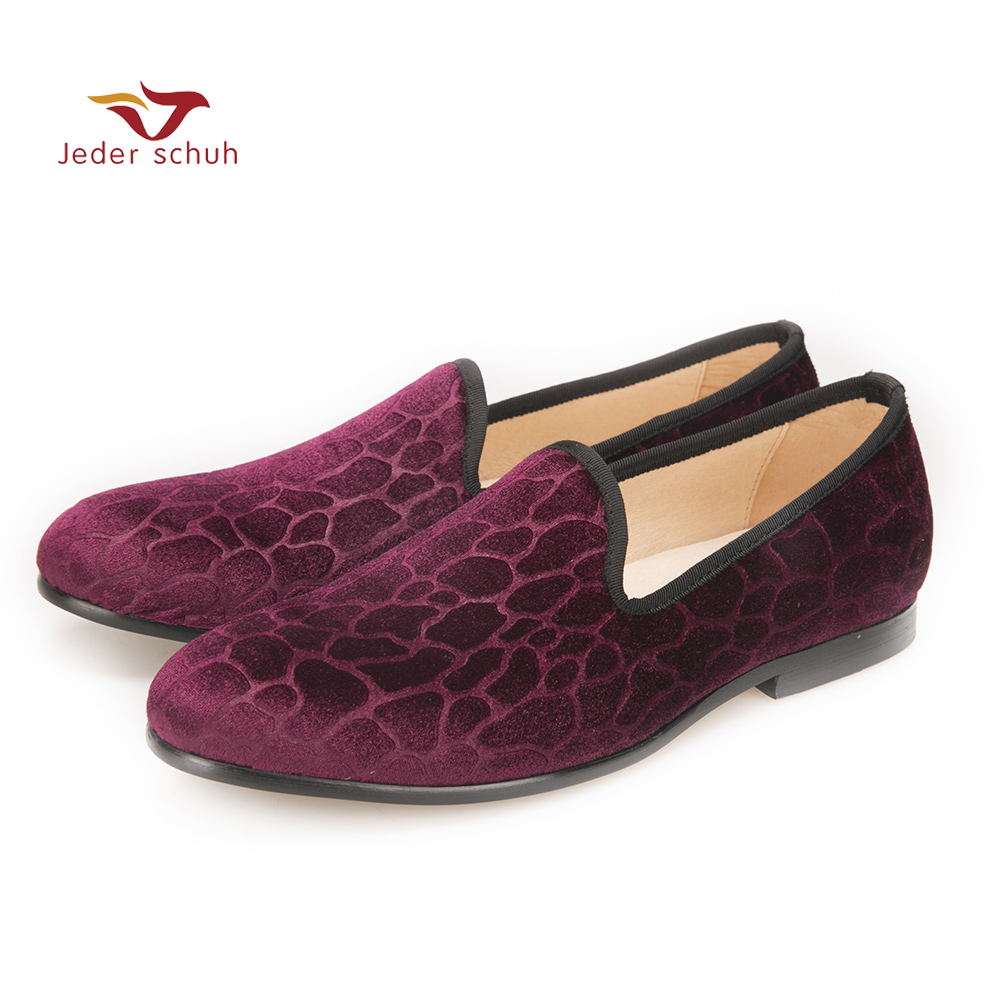Cheap dress loafers velour
