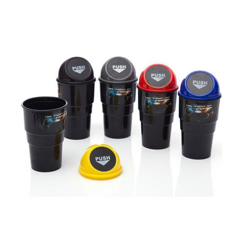 Mini Trash Cans Hot Sale Car Trash Cans Creative Car Garbage High Quality Garbag Can Trash Cans car Accessories in Car Trash from Automobiles Motorcycles