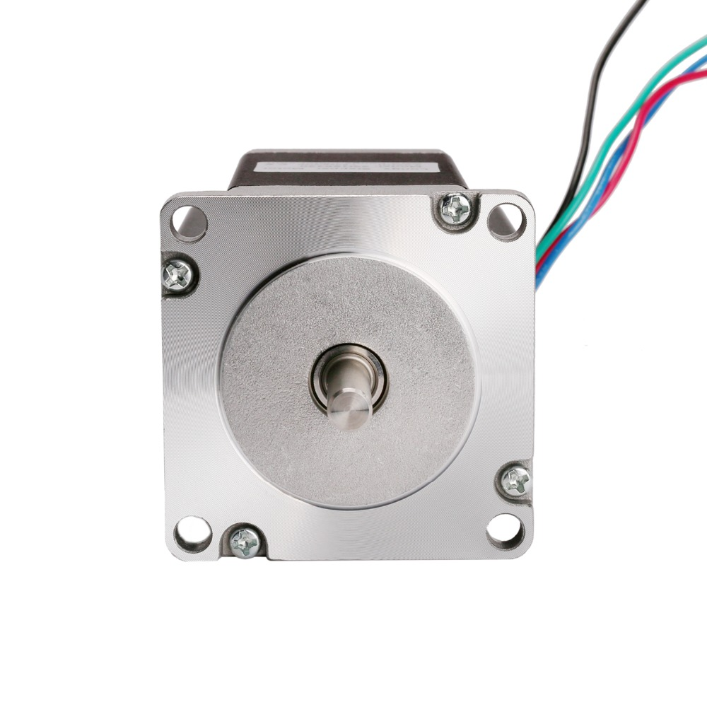 CNC Stepper Motor 4pcs Nema 23 270 oz.in=1.9NM single shaft 3A 23HS8430 CNC Kit LONGS MOTOR