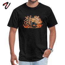 Kenshiro Mens Newest Crazy Tops T Shirt Crew Neck Summer Autumn Pure Spartan Top T-shirts Europe Alan Walker Sleeve T-Shirt