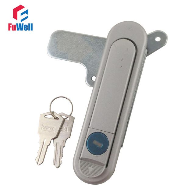 Ab302 1 Metal Plane Lock With Keys Cupboard Cabinet Door Lock In