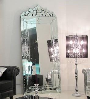 grandepiso bonito espejo de pared mainland