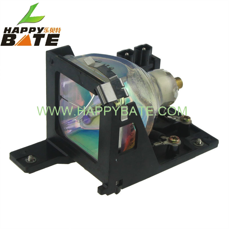 ФОТО ELPLP19 Compatible Projector Lamp with Housing for ELPLP19 V13H010L19 PowerLite 30c EMP-52 EMP-52C Projectors happybate