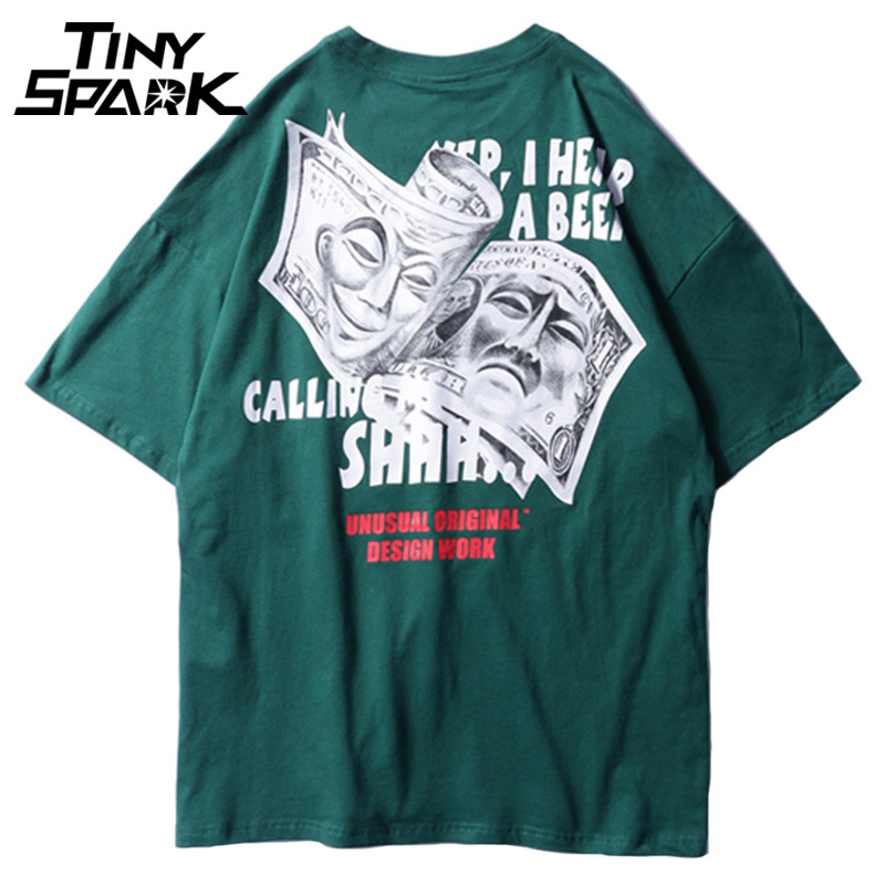 Funny us dollar t shirt hip hop 2018 summer men 39 s tshirt for 6 dollar shirts coupon code free shipping