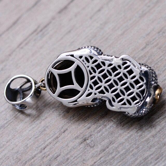 Ювелирное изделие из стерлингового серебра 925 пробы pi yao