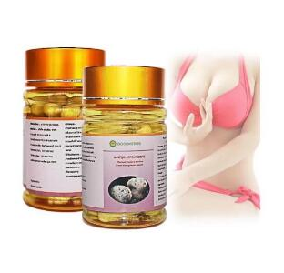 3 bottles Bigger Bust Breast Enlargement white Pueraria Mirifica Extract pills for man male and woman