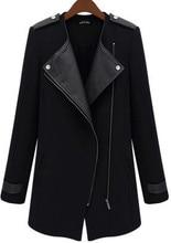 Winter Coat Women Warm Cotton-padded Wool Coat Long Women's Cashmere Coat European Fashion Jacket Outwear