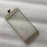 Ltpro 100% 캐스퍼 m3 tp 센서 유리 패널 터치 스크린 디지타이저 캐스퍼 via m3 휴대 전화 부품 블랙 골드