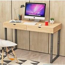 250613/настольного компьютера, Рабочий стол/дома современный стол/простой стол/ноутбук стол/просторный ключ дизайн/ Стабильная стальная рама