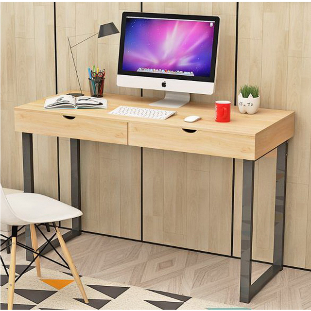 250613 ordinateur de bureau bureau maison moderne bureau simple table table d 39 ordinateur. Black Bedroom Furniture Sets. Home Design Ideas